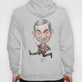 Mr. Bean in Love Hoody