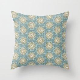 Winterstars 4 Throw Pillow