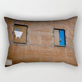 Rome - Via Fori imperiali Rectangular Pillow