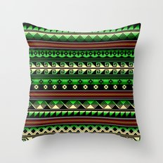 Tribality Andes Selva Throw Pillow