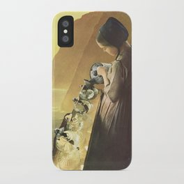 Golden Dawn iPhone Case