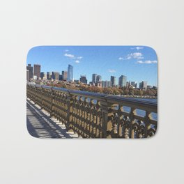 Boston Calling Bath Mat