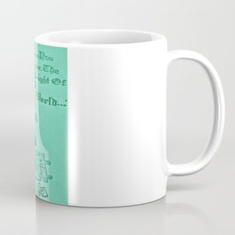 Weight Of The World Coffee Mug