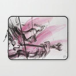 Two Violins Laptop Sleeve