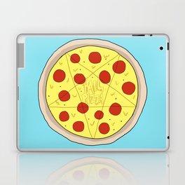 hail pizza Laptop & iPad Skin