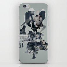 Suburban Apparition iPhone & iPod Skin