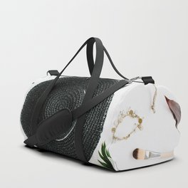 Tropical Background 08 Duffle Bag