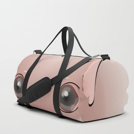 2D Rabbit 1a Duffle Bag