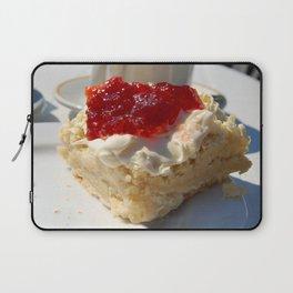 Devonshire Cream tea Laptop Sleeve