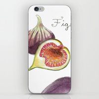 calendar iPhone & iPod Skins featuring Calendar July-Dec by Brooke Weeber