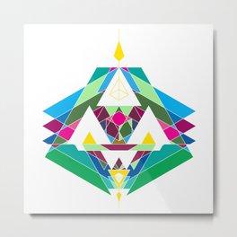 GNOMES Metal Print