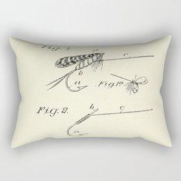 Artificial Fish Bait-1914 Rectangular Pillow