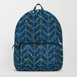 Golden Nights Backpack