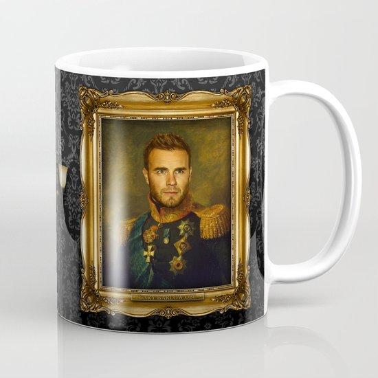 Gary Barlow - replaceface Mug