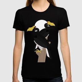 Malabar pied hornbills T-shirt