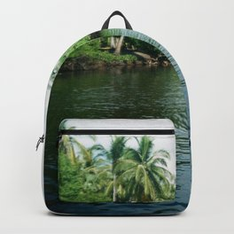 Sea Jungle Sky Backpack