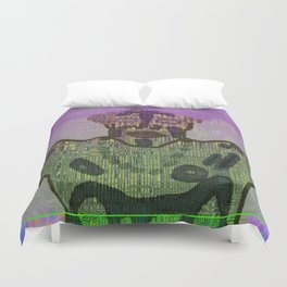 Avatars 1B -08-08-16 Duvet Cover