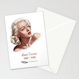 Lana Turner  Stationery Cards