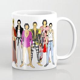 Champions Line Up Coffee Mug