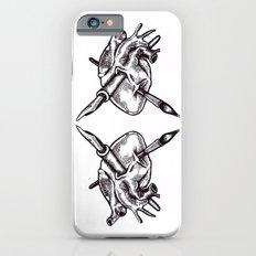 Heart of an artist iPhone 6s Slim Case