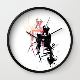 Fashion #2 Wall Clock