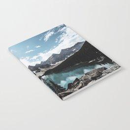 Lake Moraine Notebook
