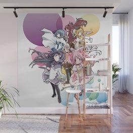 Puella Magi Madoka Magica - Only You Wall Mural