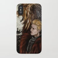 """dragon age inquisition iPhone & iPod Cases featuring Dragon Age Inquisition - Cullen - Fortitude by Barbara """"Yuhime"""" Wyrowińska"""