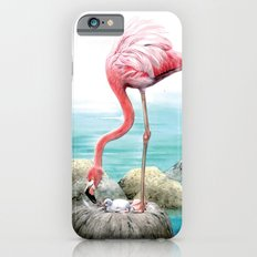 fenicotteri rosa Slim Case iPhone 6s