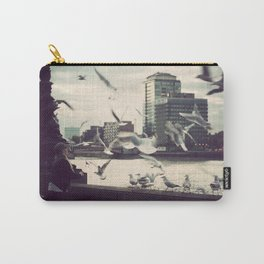 Pigeon Whisper    Carry-All Pouch