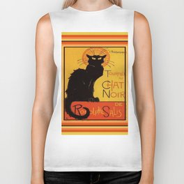 Tournee Du Chat Noir - After Steinlein Biker Tank
