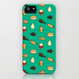 A Magic Kingdom of Snacks iPhone Case
