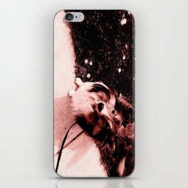 Patiently Waiting... iPhone Skin