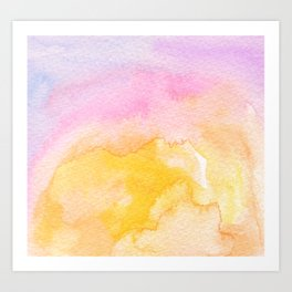 Amanecer Art Print