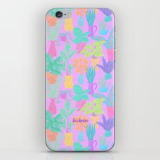 Plantasia iPhone & iPod Skin