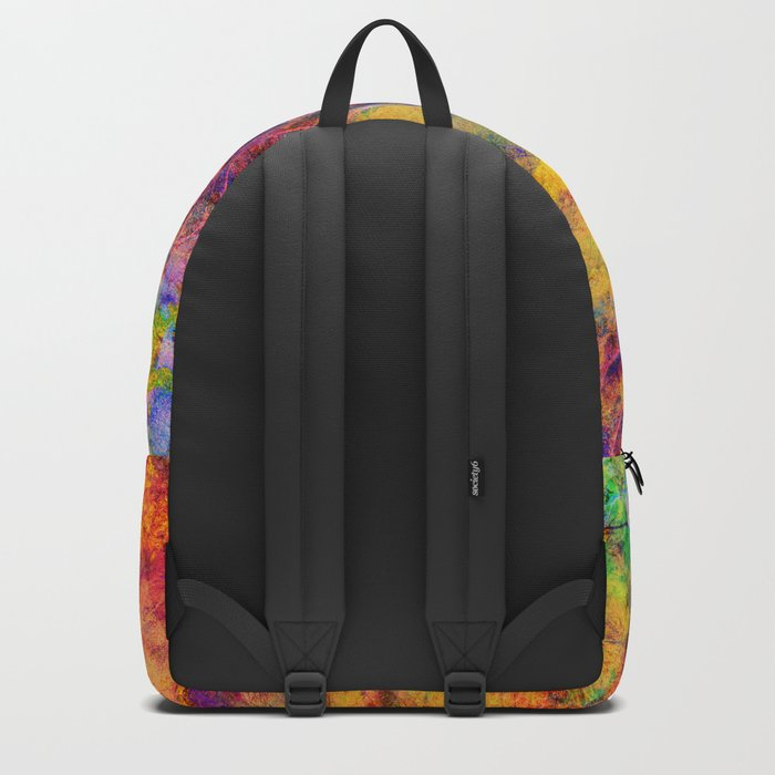 positive vibrations Backpack