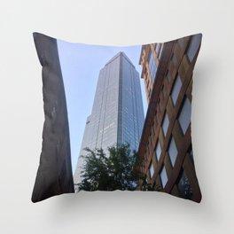 DECEMBER 1, the Rialto, Melbourne Throw Pillow