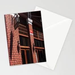 Red Brick Wall... Stationery Cards