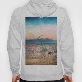 Desert Mountain Adventure - Nature Photography Hoody