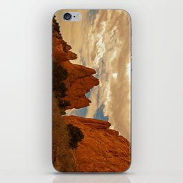 In Gods' Heaven iPhone Skin