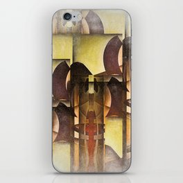 Asembly Line iPhone Skin