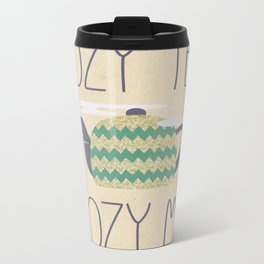 Cozy Tea Metal Travel Mug