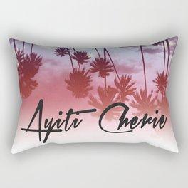 Ayiti Cherie Rectangular Pillow