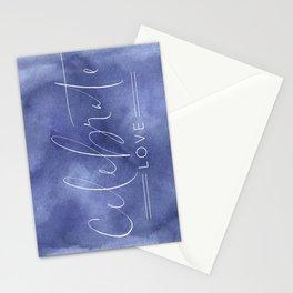 Celebrate Love Stationery Cards