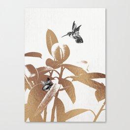 Fluttering Nature III Canvas Print
