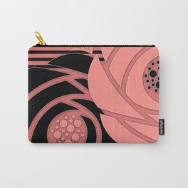 Abstract Roses 1 Carry-All Pouch
