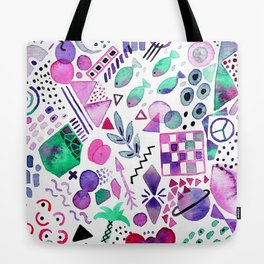 Abstract Universe Tote Bag