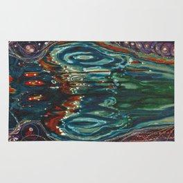 Pulse of Kelp (Sonic Sea Surge) Rug