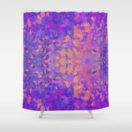 nilly willy Shower Curtain
