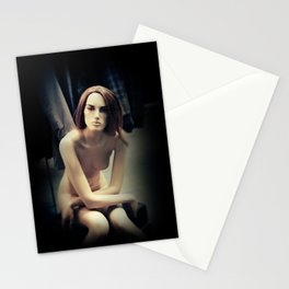Nude Mannequin Stationery Cards